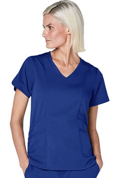 ADAR Pro Women's Tailored V-Neck Top #P7002