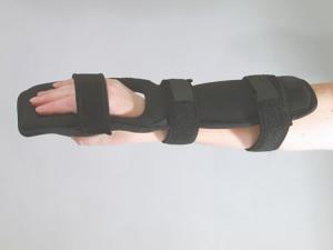 Dorsal Resting Splint  Left