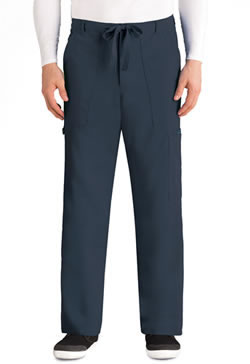 Grey's Anatomy Scrubs #0203 Men's Fit Utility Pant - Regular and Tall Lengths