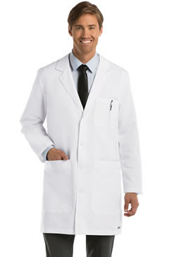 Grey's Anatomy Men's Lab Coat 41""