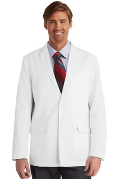 "Grey's Anatomy Men's 30"" Consultation Lab Coat #0916"