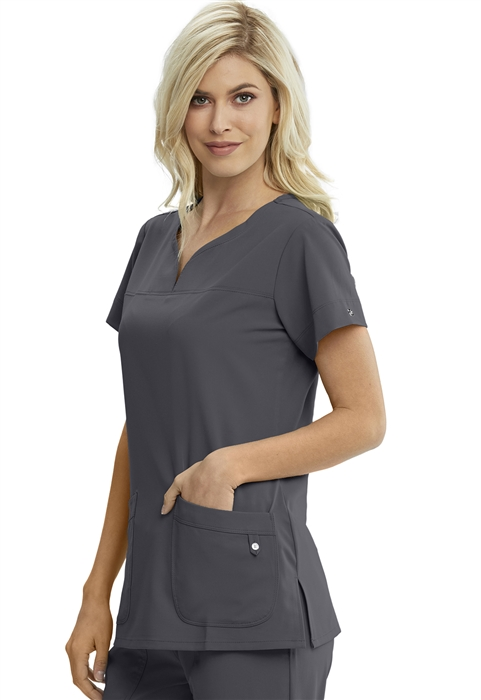 Grey S Anatomy Scrubs Signature Series Women S Notch