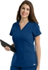 Grey's Anatomy Scrubs- Marquis V-Neck Top  #41452 XXS-5XL