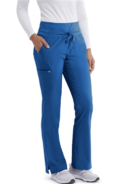 Barco One Women's Low Rise Cargo Scrub Pant #5205