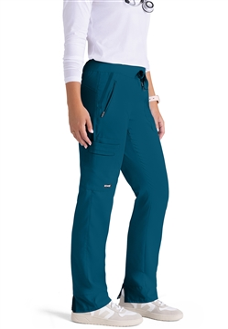 2ef5b927781 Grey's Anatomy Impact Mid-Rise Straight Leg Scrub Pant #7228
