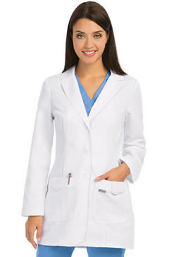 Grey's Anatomy 7446 Womans Lab Coat