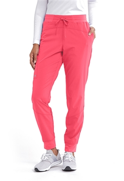 Barco One Women's Mid-Rise Jogger Pants #BOP513