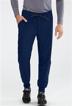 Barco One Men's 6 Pocket Jogger Scrub Pants #BOP520