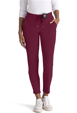 Grey's Anatomy EDGE Women's Tapered Leg Scrub Pants #GEP525