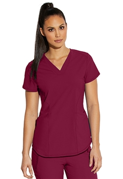 "Grey's Anatomy EDGE Women's ""Nova"" Scrub Tops #GET018"