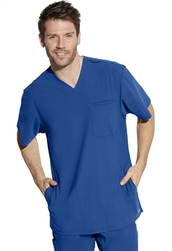 Grey's Anatomy EDGE Men's Hydro Scrub Tops #GET042