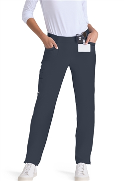 "Grey's Anatomy Impact Women's ""Moto"" Tapered Leg Pants #GIP507"