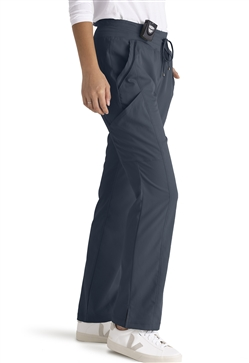 Grey's Anatomy Women's Mid-Rise Double Cargo Pants #GRP119