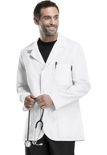 Cherokee Med Man 31  Consultation Coat