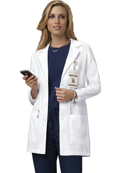 Cherokee 32  Lab Coat