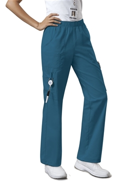 Cherokee Workwear Core Stretch Women's Pull On Cargo Pant #4005