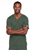 Cherokee Workwear Core Stretch Unisex V-Neck Scrub Top