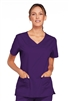 Cherokee Workwear Core Stretch Women's V-Neck Scrub Top