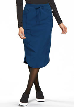 "Infinity by Cherokee-Antimicrobial Protection- 30"" Drawstring Skirt #CK505A"