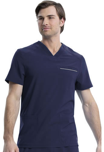 Cherokee iFlex Men's V-Neck Tops #CK661