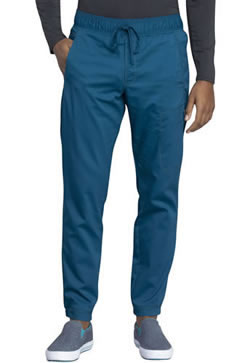 Cherokee Revolution Workwear Men's Natural Rise Jogger Pant #WW012