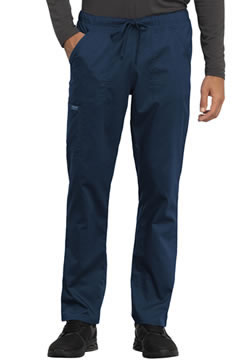 Revolution Workwear Unisex Tapered Leg Drawstring Pants #WW020