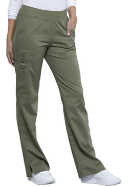 Revolution Workwear by Cherokee Straight Leg Scrub Pant #WW110