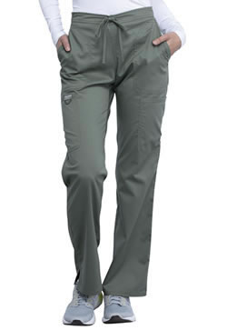 Revolution Workwear Flare Drawstring Pant #WW120