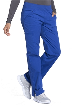 Professionals Workwear Women's Mid-Rise Pull on Pant