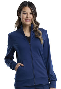 Revolution Workwear Women's Zip Front Knit Jackets #WW371