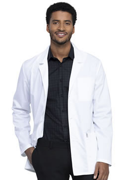 "Revolution Tech Men's 32"" Consultation Lab Coat #WW400AB"