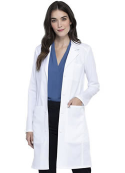 "Women's 36"" Lab Coat-CERTAINTY PLUS® #WW420AB"
