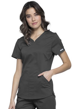 Revolution Workwear Women's V-Neck Top