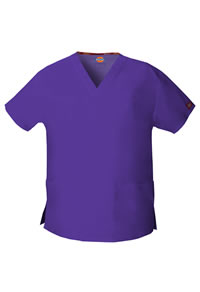Dickies Scrubs EDS Missy Fit V-Neck Top