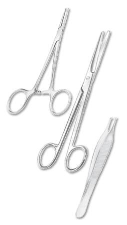 Adson Forceps  Serrated - Sterile Instruments  Qty. 50
