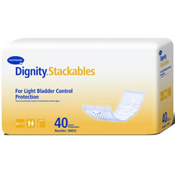 Dignity Stackables-Light/Moderate