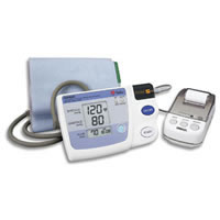Digital Blood Pressure  Monitor Wth Memory And Printer