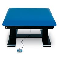 Dual-Lift Powermatic Mat Platform  4' x 6'  Blue