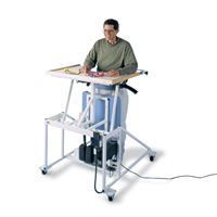 Electric Stand-In Tables  300-Lb Capacity