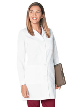 Landau Womens Lab Coat 3155