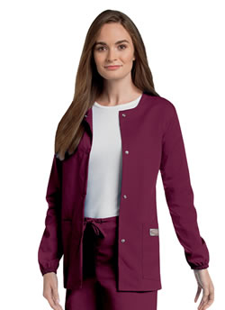 Scrubzone Women's Warm-Up Medical Jacket #75221