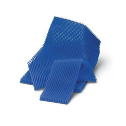 "Silicone Mats for Steriset Containers - 15 1/2"" x 9 1/2"" (For three-quarter-size containers)"