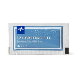 Lubricating Jelly  2.7 gram foil packs  Qty. 144