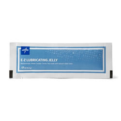 Lubricating Jelly  5 gram foil packs  Qty. 150