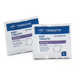 Antiseptic Towelettes  5 1 2  x 8   BZK 1 750 and 18% Isopropyl Alcohol  Qty. 2000