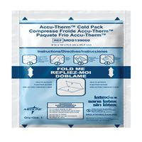 Accu-Therm Cold Packs   Heavyweight - Insulated  6  x 10   Qty. 24