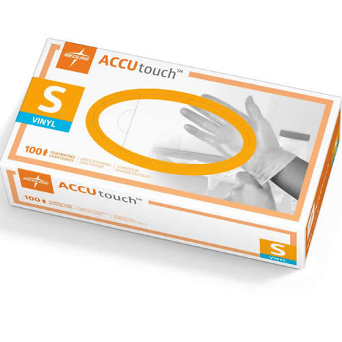 Accutouch Synthetic Exam Gloves 1,000/Case