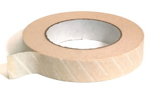 Med-Checks Steam Autoclave Tape - 1  x 60 yd
