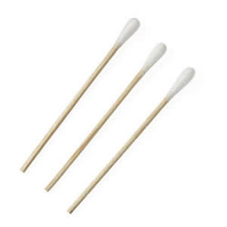 Cotton-Tipped Applicators  3   Non-Sterile  Qty. 10000