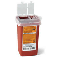 Phlebotomy Containers  1 Quart  Qty. 100